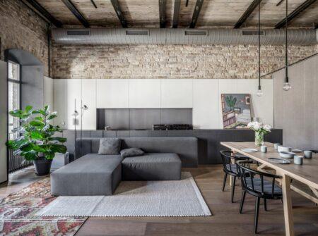 tips desain rumah industrial
