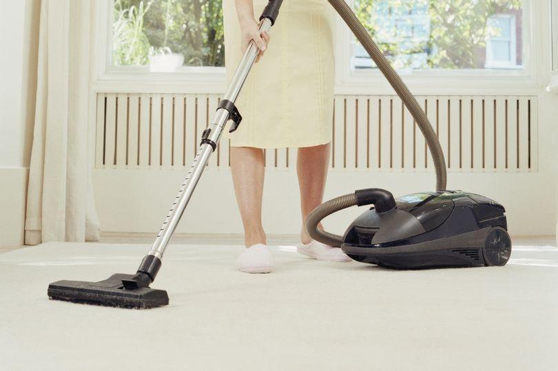 Vacuums Pembersihan Kekuatan Industri