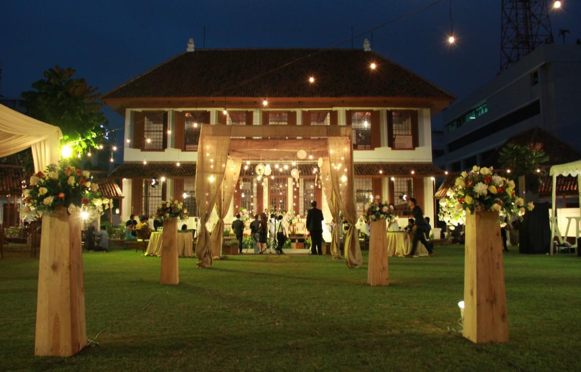 wedding venue di jakarta