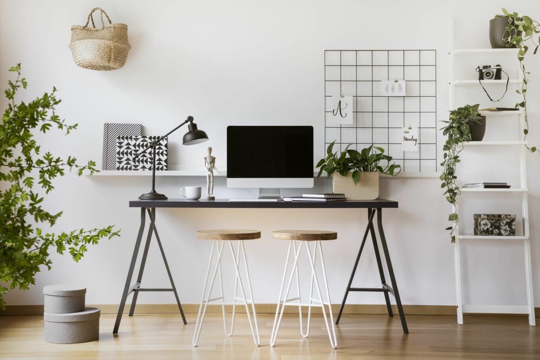 Cara mendekorasi kantor rumah agar nyaman untuk WFH