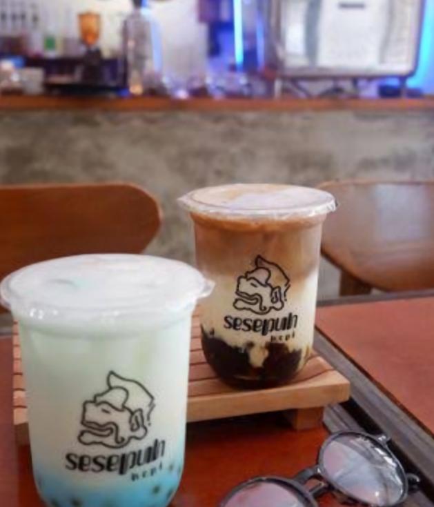 kafe baru di tebet - kopi sesepuh