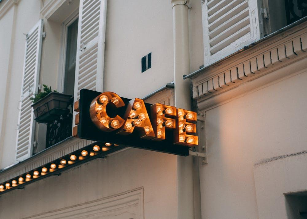 kafe baru di tebet