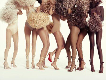 Berbagai jenis sepatu wanita