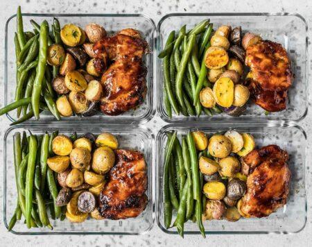 Cara meal prep untuk pemula saat social-distancing