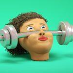 Olahraga wajah cara awet muda efektif di rumah