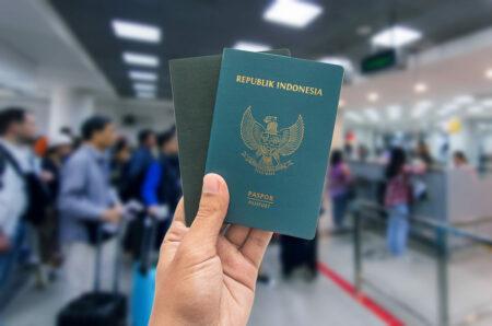 membuat paspor ketika new normal