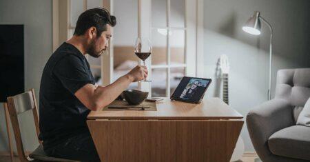 Resep masakan untuk kencan virtual