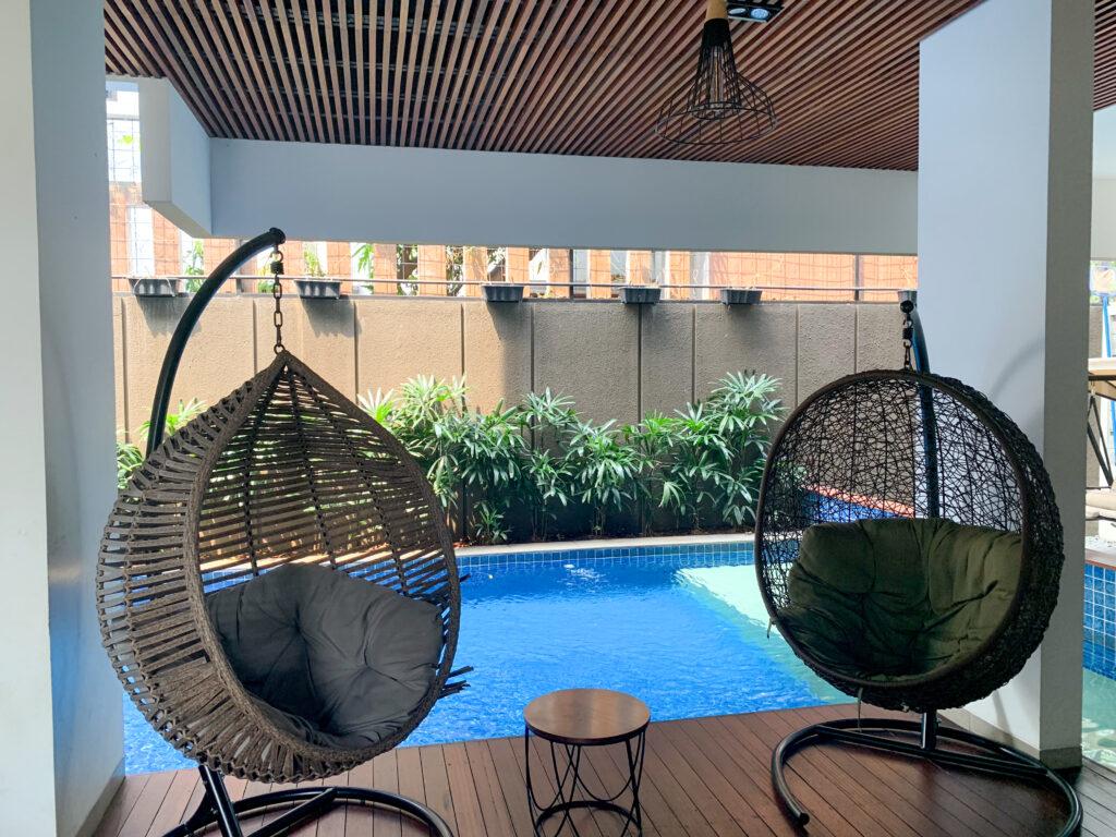 Kost Rukita dengan kolam renang  - Rukita Kimbelloft
