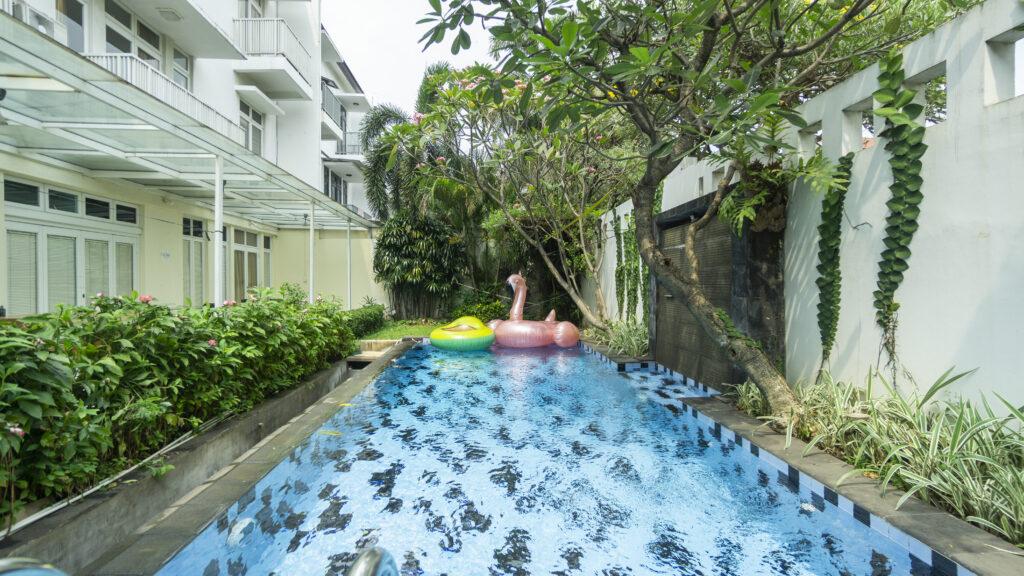 Kost Rukita dengan kolam renang  - Rukita Bonavista 17 Lebak Bulus