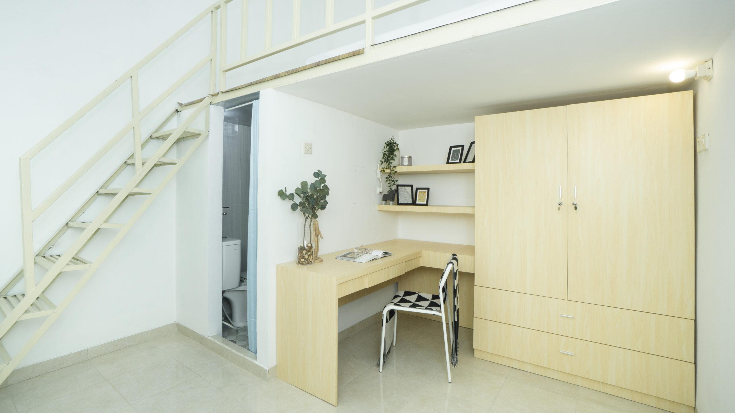 kamar split-level