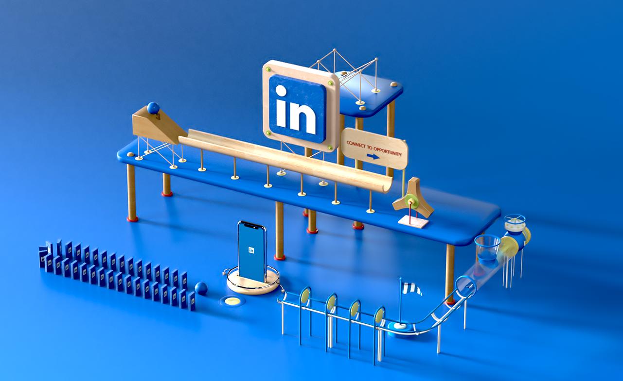 Menggunakan LinkedIn untuk mencari pekerjaan - cover