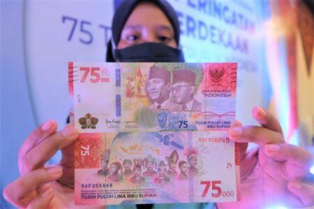 uang edisi spesial 75 ribu