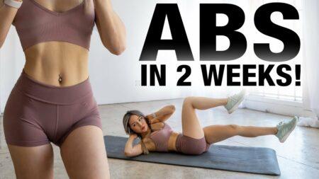 Apakah workout abs chloe ting bisa memunculkan six packs