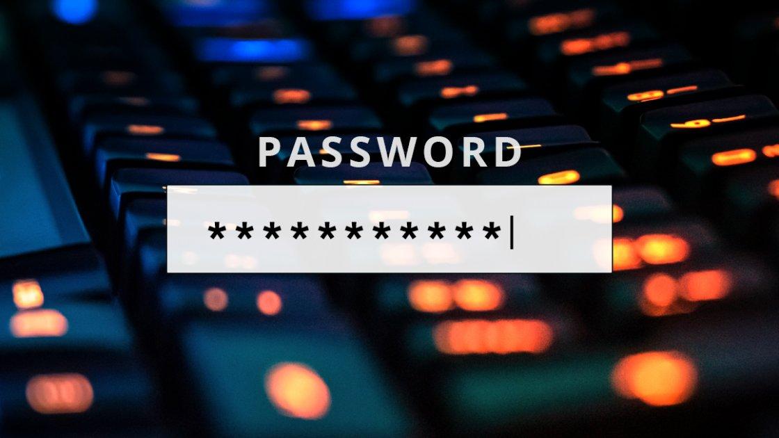 tips membuat password