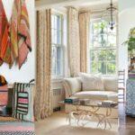 Dekorasi rumah dengan kain tradisional