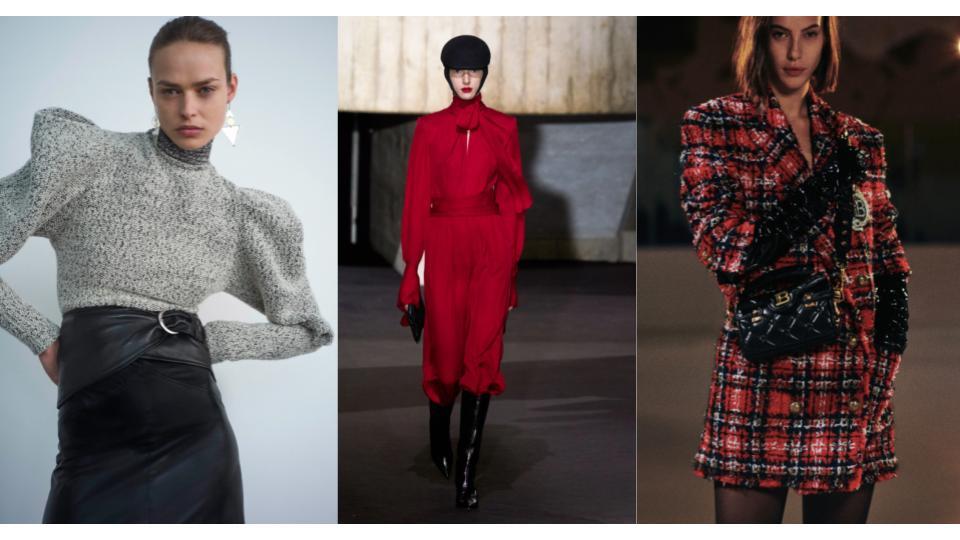 Tren fashion fall winter 2020