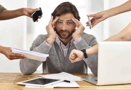Menjaga kesehatan mental di kantor