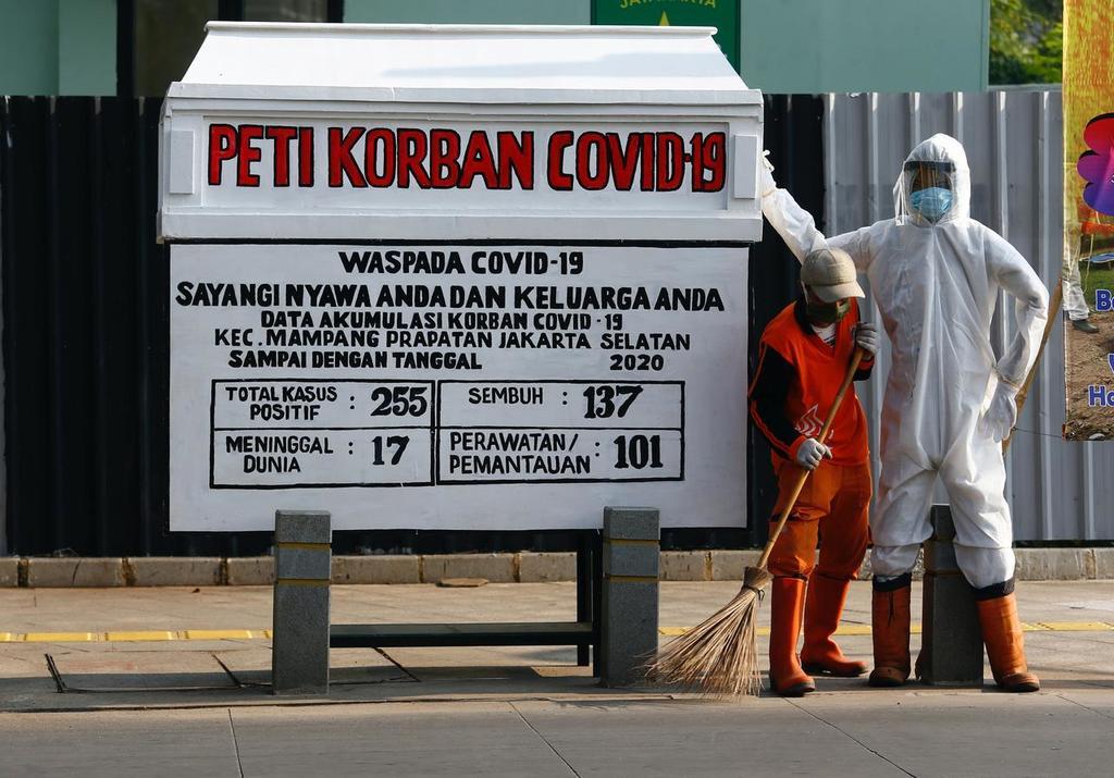 Perda Jakarta terbaru Covid-19