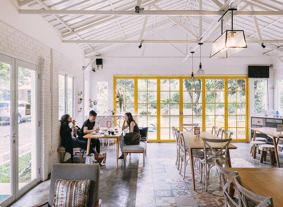 kafe twinhouse