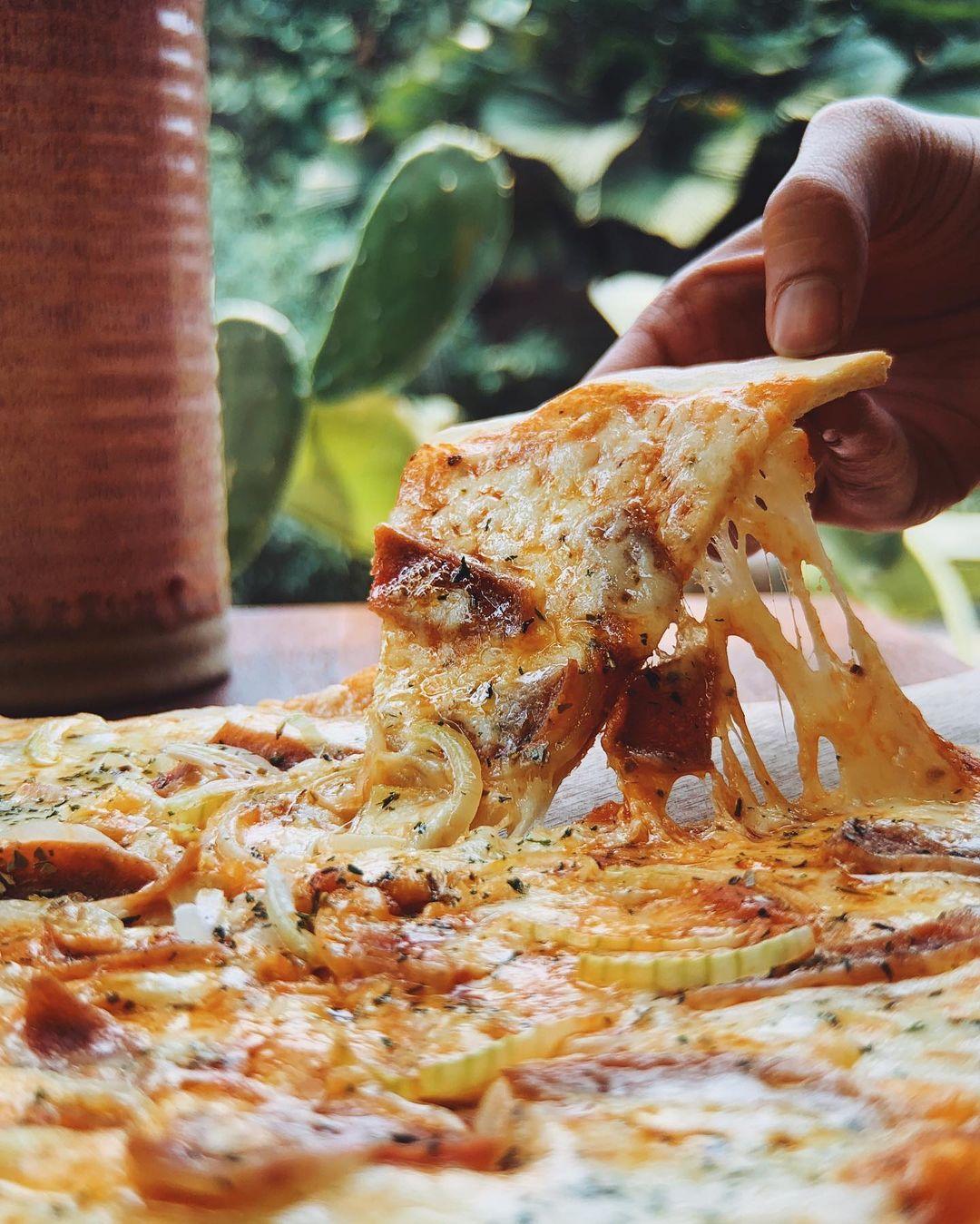 kafe yamalu - menu pizza