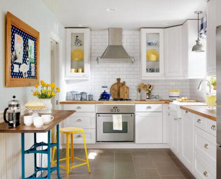 tips menata dapur kecil dekorasi