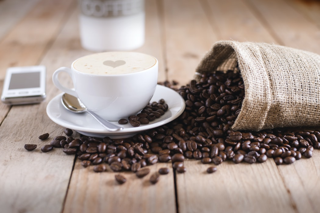 kafe kopi asli nusantara
