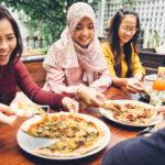Kafe outdoor untuk buka puasa di Jakarta