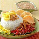 Nasi uduk legendaris di Jakarta
