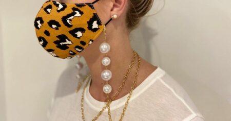 DIY tali masker