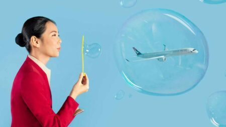 fakta travel bubble