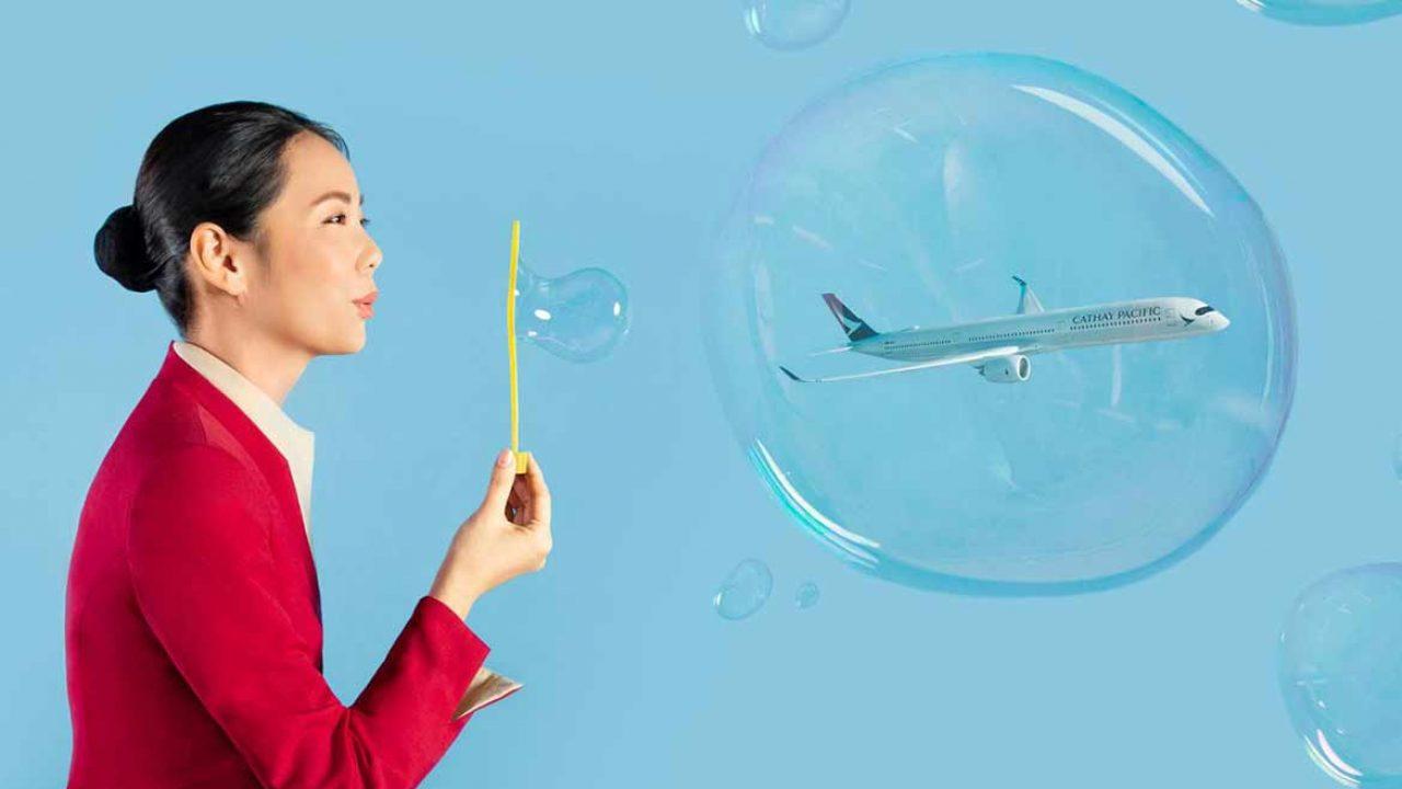 fakta travel bubble