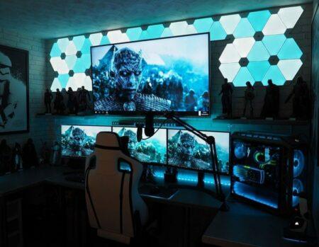 Inspirasi Kamar untuk Gamers