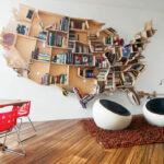 Ide Dekorasi Rak Buku