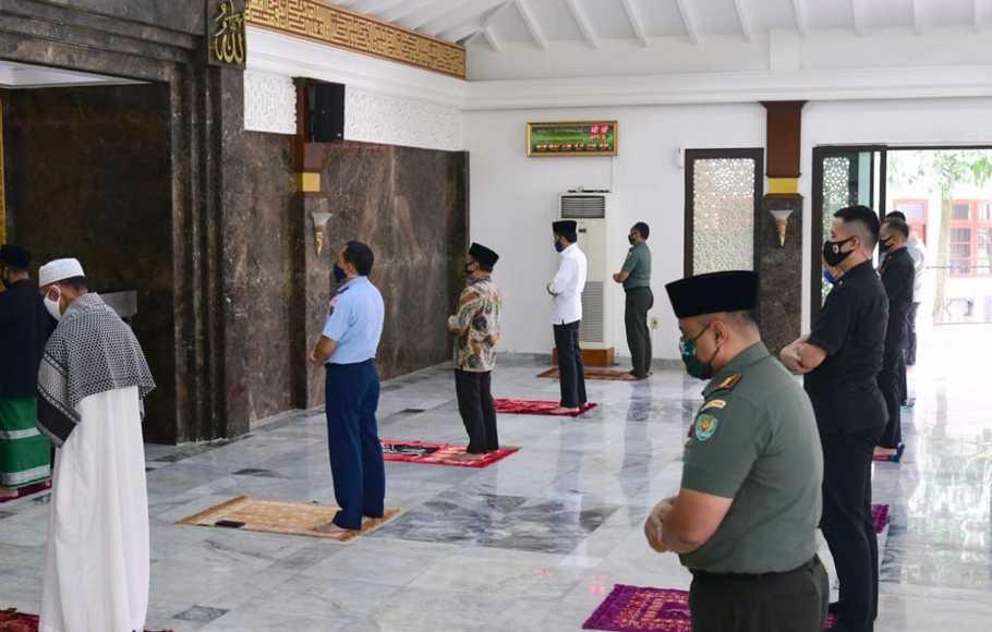 masjid - tempat berpotensi corona