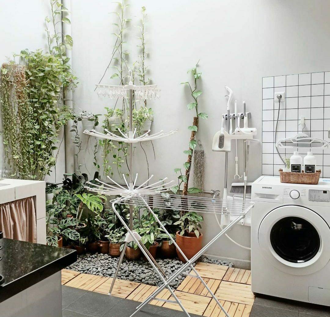 Ide ruang cuci minimalis
