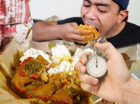 Aturan Makan Dine In 20 Menit