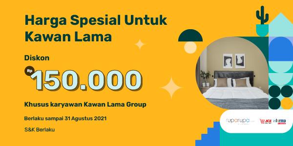 Rukita x Kawan Lama Group
