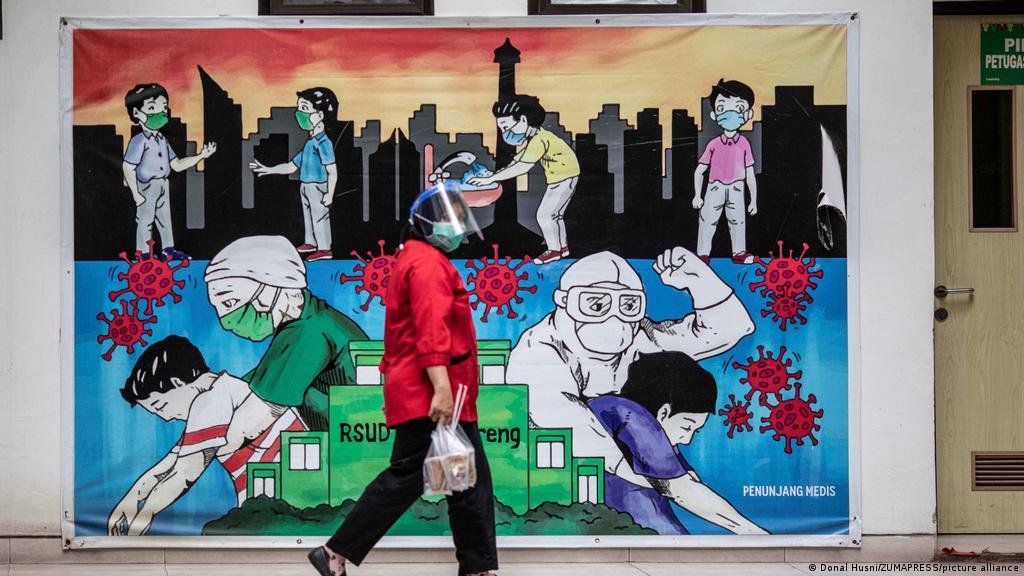 Perbedaan PPKM Darurat Jawa Bali