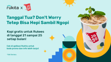 Rukita x Jago Coffee