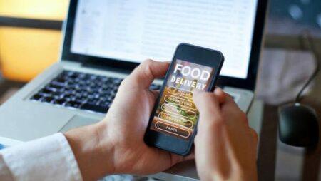 Aplikasi untuk Pesan Makanan Online