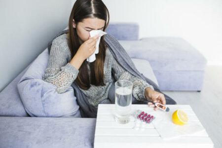 Cara Cepat Usir Flu