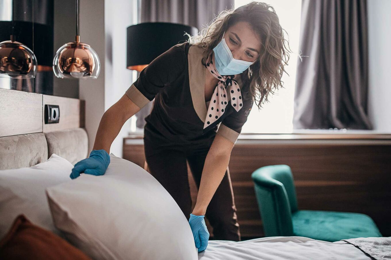 Cara Disinfektan Kamar Tidur