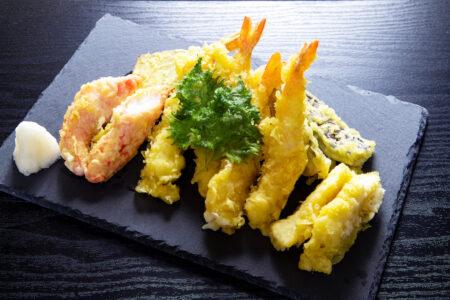 resep olahan tempura aneka bahan