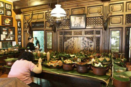 Restoran Arsitektur Jawa