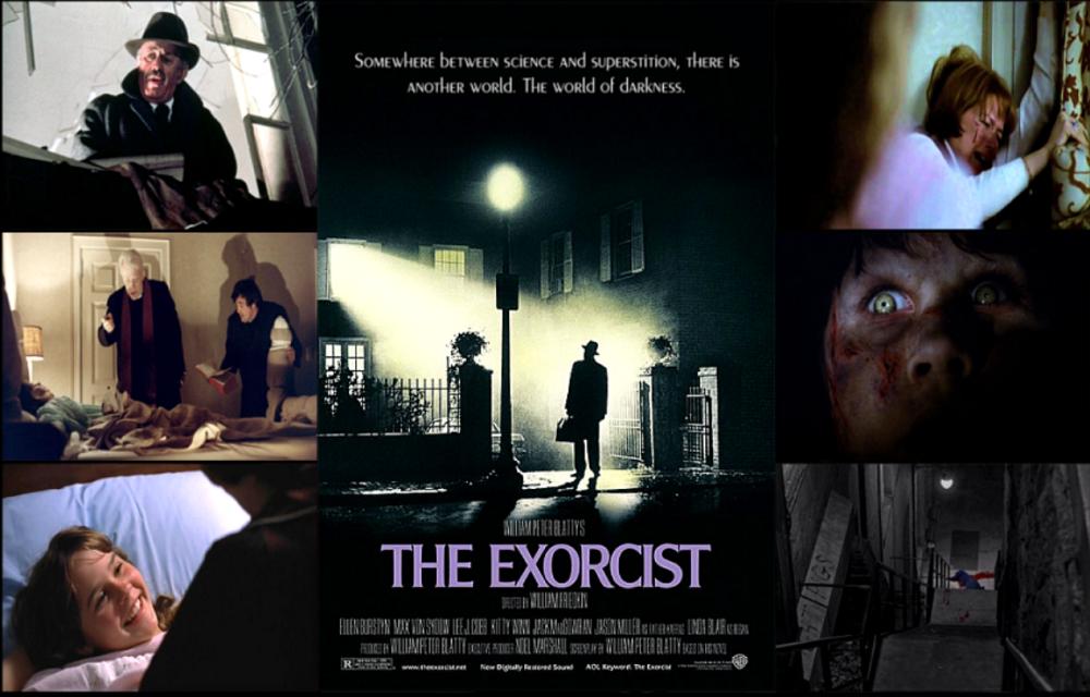 film horor terbaik sepanjang masa - the exorcist 1973