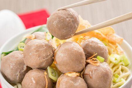 Resep Masakan Bahan Bakso Praktis