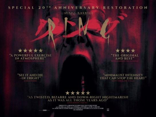 ring 1998 - film horor terseram