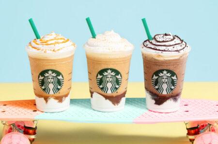 Ukuran Minuman Starbucks
