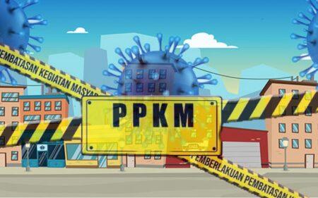 Update PPKM 23 Agustus 2021
