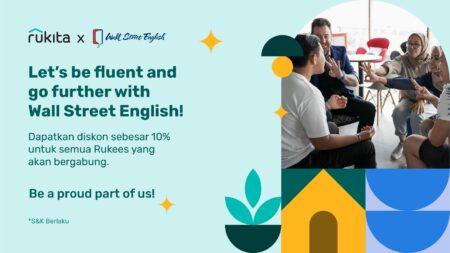 rukita wall street english promo